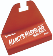 Marcy´s Marvelous Wheel Chocks